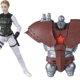"Hasbro Marvel Legends: Yelena Belova Black Widow 6"" Figure"