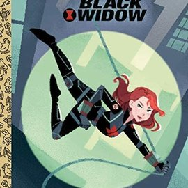 Little Golden Book: Black Widow