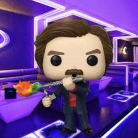 Funko Anchorman: Ron Burgundy (Flute) 2020 Summer Convention Limited Edition Exclusive Funko POP! #948