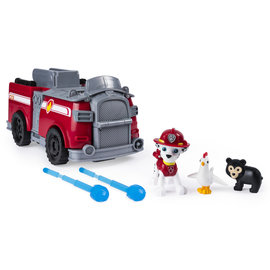 Spin Master Paw Patrol: Marshall's Ride N Rescue Transforming Fire Truck
