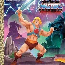 Golden Books Little Golden Book: I Am He-Man!