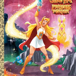 Golden Books Little Golden Book: I Am She-Ra!