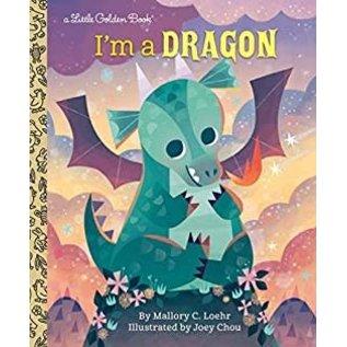 Golden Books Little Golden Books: I'm a Dragon