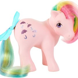 Basic Fun My Little Pony: Parasol 35th Anniversary Scented Ponies