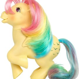 Basic Fun My Little Pony: Skydancer 35th Anniversary Scented Ponies