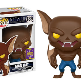 Funko Batman the Animated Series: Man Bat 2017 Summer Convention Exclusive Funko POP! #189