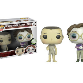 Funko Stranger Things: Upside Down Eleven/Barb Funko POP! 2 pack