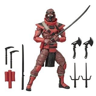"Hasbro G. I. Joe Classified: Red Ninja 6"" Figure"