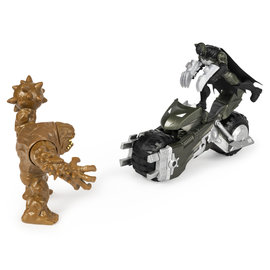 Spin Master DC Universe: Batman vs Clayface Batcycle