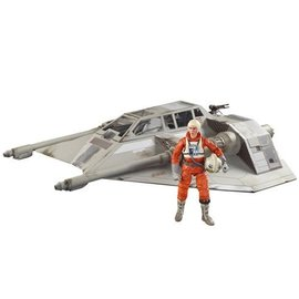 Hasbro Star Wars Black Series: Snowspeeder Deluxe Vehicle