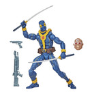 "Hasbro Marvel Legends: Blue Deadpool 6"" Figure"