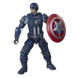"Hasbro Marvel Legends: Gamerverse Captain America 6"" Figure"