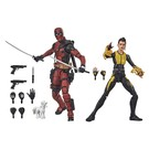 """Hasbro Marvel Legends: Deadpool and Negasonic Teenage Warhead X-Men 6"""" Figure 2 Pack"""