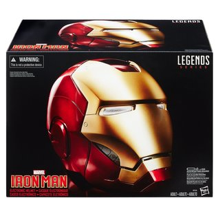 Hasbro Marvel Iron Man: Iron Man Electronic Helmet