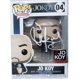 Funko POP Comedians: Jo Koy (Autographed) Jo Koy Exclusive Funko POP! #04