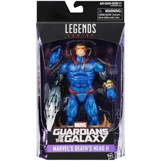 "Hasbro Marvel Legends: Marvel's Death Head II Guardian's of the Galaxy 6"" Figure"