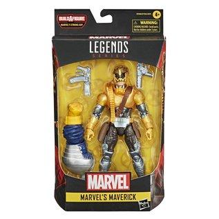 """Hasbro Marvel Legends: Marvel's Maverick 6"""" Figure"""
