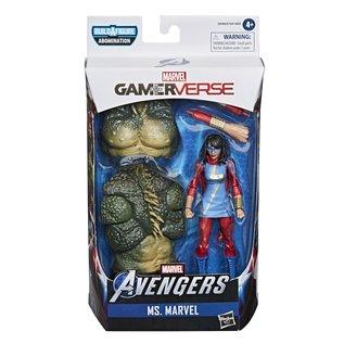 "Hasbro Marvel Legends: Gamerverse Ms. Marvel 6"" Figure"