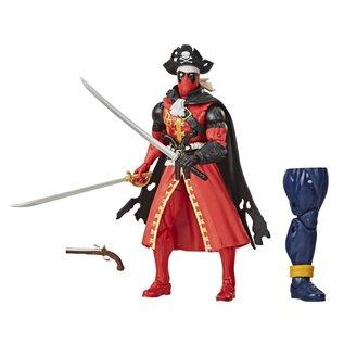 """Hasbro Marvel Legends: Pirate Deadpool 6"""" Figure"""