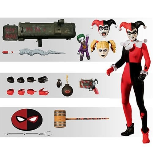 Harley Quinn Deluxe One:12 Action Figure