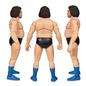 """Super 7 Andre the Giant Ultimates 8"""" Action Figure"""