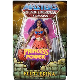 "Mattel Masters of the Universe Classics: Flutterina ""Beautiful Flying Lookout"" 6"" Figure"