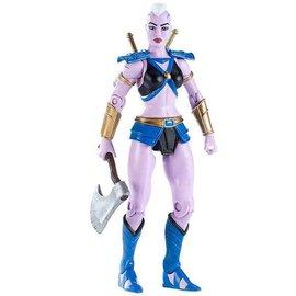 "Mattel Masters of the Universe Classics: Huntara ""Courageous Silaxian Warrior"" 6"" Figure"