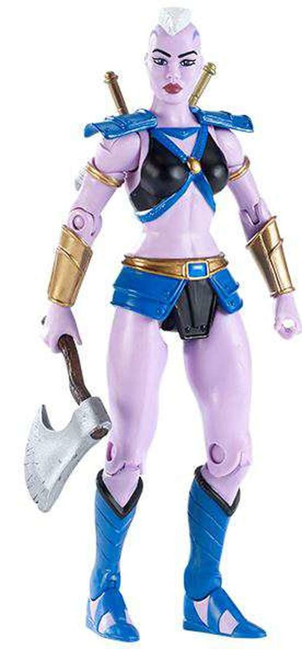 "Mattel Masters of the Universe Classics: Huntara ""Courageous Silaxian Warrior"" 6"" Figure"