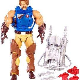 "Mattel Masters of the Universe Classics: Rio Blast ""Heroic Transforming Gunslinger"" 6"" Figure"