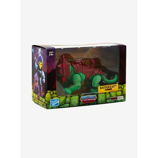Loyal Subjects Masters of the Universe: Loyal Subjects Wave 2 Battle Cat Flocked Hot Topic Exclusive