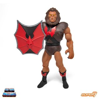 """Super 7 Masters of the Universe: Grizzlor 6"""" (Club Filmation)"""