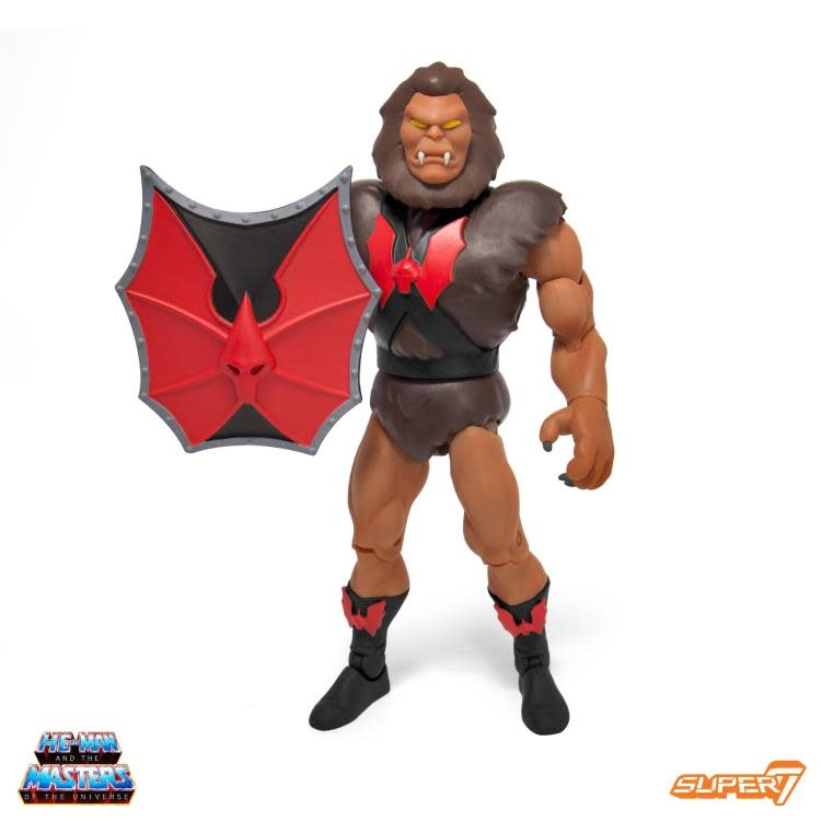 "Super 7 Masters of the Universe: Grizzlor 6"" (Club Filmation)"