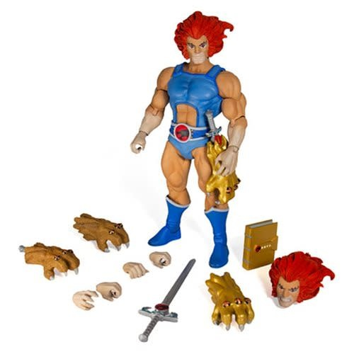 "Super 7 Thundercats: Lion-O Ultimates 7"" Figure (Preorder)"