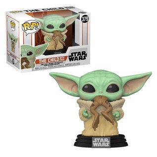 Funko Star Wars: The Child W/ Frog Funko POP! #379