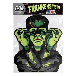 Super 7 Universal Monsters: Frankenstein Paper People