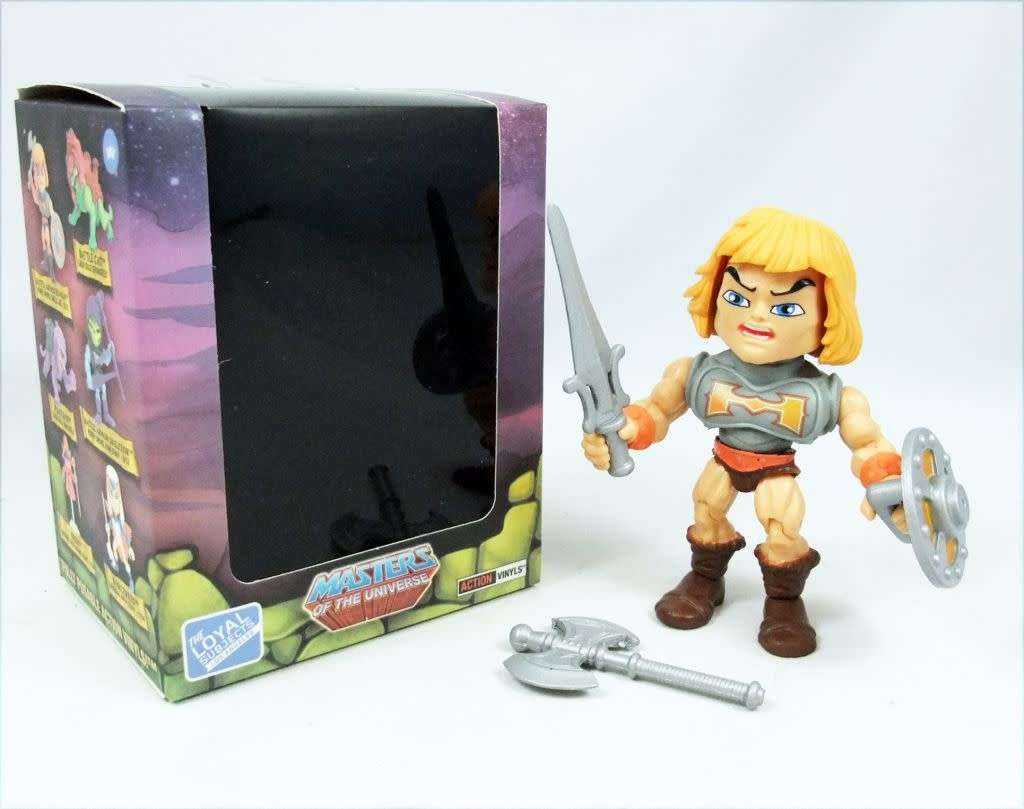 Loyal Subjects Masters Of The Universe Wave 2 Stinkor