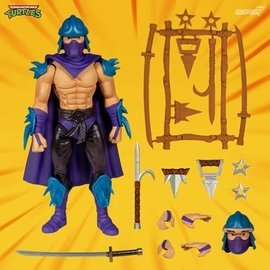 "Super 7 Teenage Mutant Ninja Turtles: Shredder Ultimates 7"" Figure"