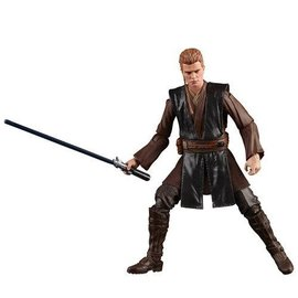 "Hasbro Star Wars Black Series: Anakin Skywalker (AOTC) 6"" Action Figure"