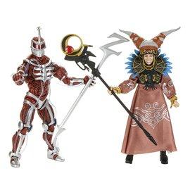 Hasbro Power Rangers Lightning Collection: Lord Zedd and Rita Repulsa 25th Anniversary 2 pack