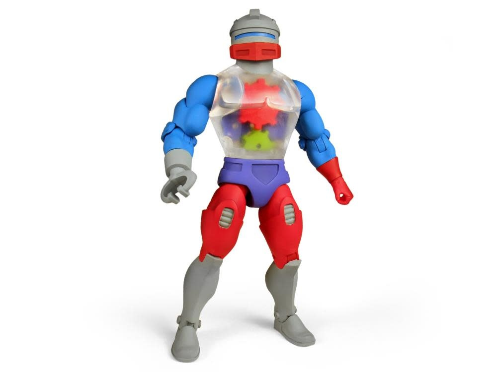 """Super 7 Masters of the Universe: Roboto 6"""" (Club Filmation)"""