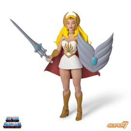 "Super 7 Masters of the Universe: She-Ra 6"" (Club Filmation)"