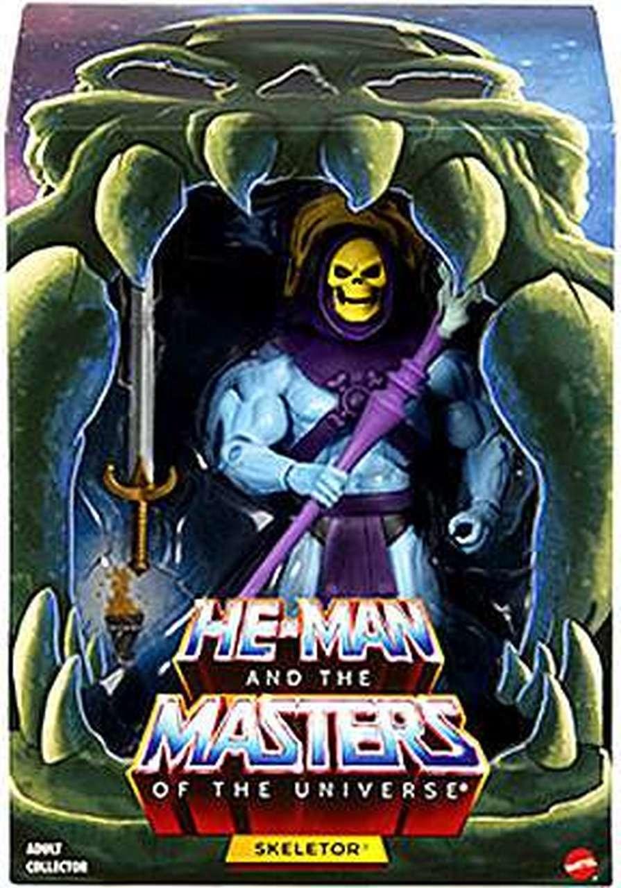 "Mattel Masters of the Universe: Skeletor 6"" Club Grayskull"