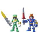 Hasbro Playskool Heroes Power Rangers: Green Ranger and Ninjor