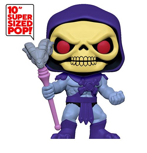 "Funko MOTU: 10"" Skeletor Funko POP! #998"