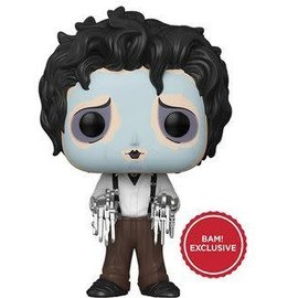 Funko Edward Scissorhands: Edward Scissorhands with Purple Face BAM! Exclusive Funko POP! #