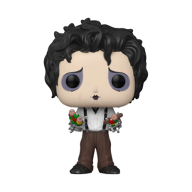 Funko Edward Scissorhands: Edward Scissorhands with Kabobs Funko Shop Exclusive Funko POP! #982