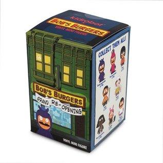 Kidrobot Bob's Burgers: Vinyl Art Blind Boxes (Single Blind Box)