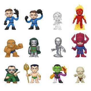 Funko Fantastic Four: Mystery Mini Blind Box Bobble-head