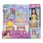 Hasbro Disney Princess: Belle's Royal Kitchen, Fashion Doll and Playset