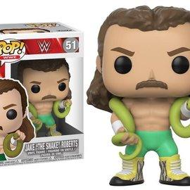 "Funko WWE: Jake ""the Snake"" Roberts Funko POP! #51"